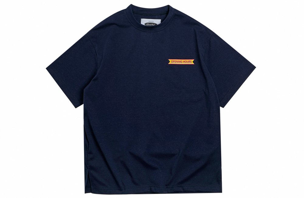 Opening Hours OG T-shirts (navy)