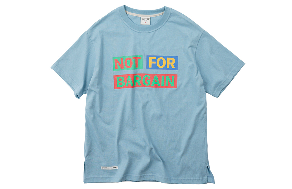 Not For Bargain T-Shirts (sky)